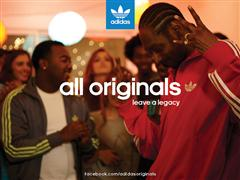 "adidas Originals Launches Advertising Campaign Celebrating ""all Originals"""