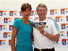 29th August - The adidas Original - Dick Fosbury and Blanka Vlasic
