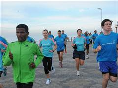 Gebrselassie inspires South African runners