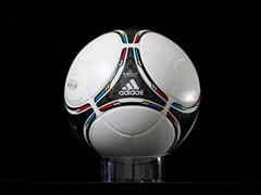 adidas Presents Official Match Ball For UEFA EURO 2012