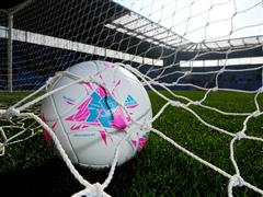 adidas presents the official match ball for the London 2012 Olympic Games football tournament - 'THE ALBERT'