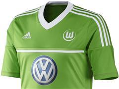 Neuer Wolfspelz für die Saison 2012/2013