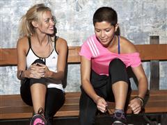 Women's Training Cooler Dance Story SS12