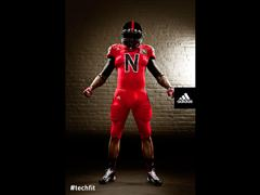 "adidas & Nebraska Unveil New Football Uniforms for ""Unrivaled Game"" vs. Wisconsin"