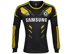 adidas unveil new Chelsea FC Third Kit 2012-13