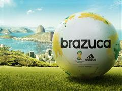 Бразилските фенове влизат в историята на FIFA World Cup™