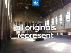 adidas Originals te invita al show all Originals Represent