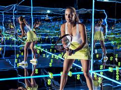 adidas by Stella McCartney Barricade Launches at the Australian Open
