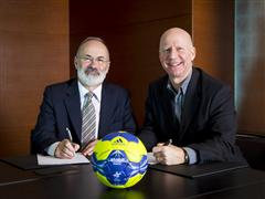 adidas Renews Partnership with European Handball