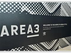adidas launches AREA3 in the heart of the Maboneng Precinct