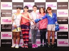 武井咲、尾崎好美選手、尾川とも子選手、神村エリカ選手、奥原希望選手らが「攻め女」宣言!