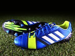 adidas präsentiert Fußballschuh-Innovation Nitrocharge