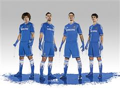 The 2013/14 Chelsea Football Club kit revealed