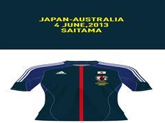 5月16日(木)よりサッカー日本代表ジャージーメモリアルマッチマーキングサービスを実施!
