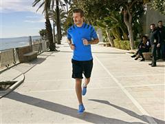 entrena este verano como David Beckham con climacool® Revolution