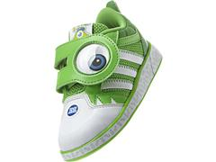 H adidas παρουσιάζει την πιο πολύχρωμη παιδική συλλογή για τους… «Μπαμπούλες Πανεπιστημίου» (Monsters University)!