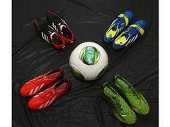 Las armas de la Selección Española durante COPA CONFEDERACIONES 2013