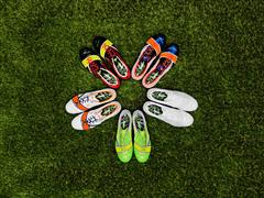 miadidas New Range of Camouflage Football Footwear