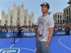 adidas annuncia che Derrick Rose, stella dei Chicago Bulls, sarà a Milano il 6 e 7 luglio per una due giorni nel segno del grande basket