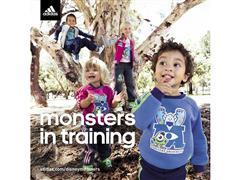 Scream Big. Win Big. adidas presents the Scream-O-Meter!