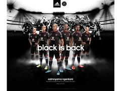 Orlando Pirates 2013/14 home and away kit