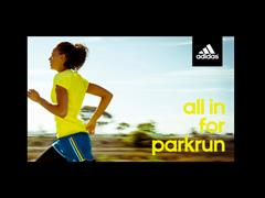 all in for parkrun