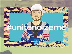 Noize MC в новой кампании adidas Originals Unite All Originals