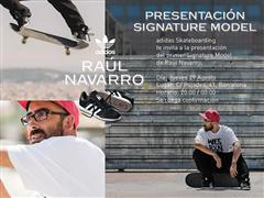 Lanzamiento de la zapatilla Ronan Raúl Navarro