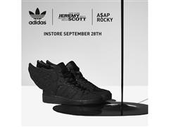 adidas Originals x Jeremy Scott x A$AP Rocky WINGS 2.0 BLACK FLAG