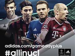 adidas Launches Innovative New Online Football Platform For UEFA Champions League