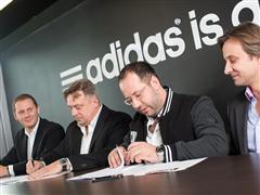 adidas i Legia razem na kolejne lata