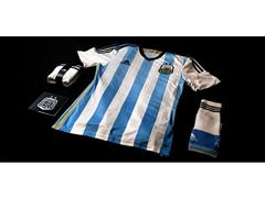 adidas Presents the New Argentinean Football Federation Jersey