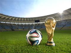 Brazuca: Official Match Ball FIFA World Cup 2014