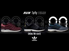 RUN THRU TIME with adidas Originals