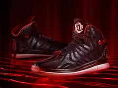 adidas and Derrick Rose unveiled D Rose 4.5 Signature Basketball Shoe