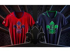 adidas and NBA Unveil NBA All-Star 2014 Uniforms