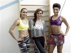 Olympic superstars launch new adidas women's workout collection