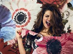 Selena Gomez SS14 collection