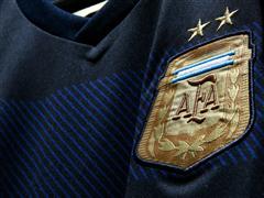 adidas представя новата тениска за гостуващите мачове на Аржентинския национален отбор
