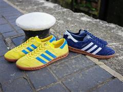 adidas Originals SS14 Hamburg March release