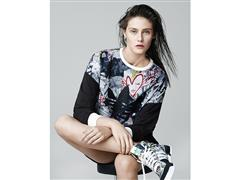 Topshop for adidas Originals SS14 collaboration