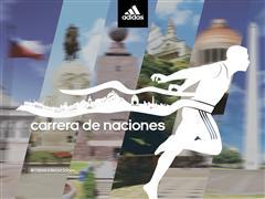 adidas anuncia Super Runners de Carrera de Naciones 2014