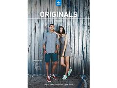 "adidas Originals Series - Ausgabe I ""The Global Street Village"""