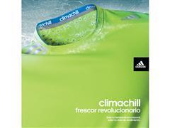adidas Presenta la Tecnología Climachill, Frescor Revolucionario