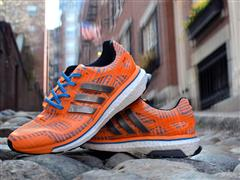 adidas and Today's Natalie Morales Joins Forces During Boston Marathon To Raise Money For One Fund