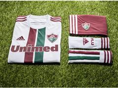 Lembrando a Máquina Tricolor, adidas Lança Camisa II do Fluminense