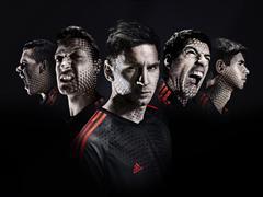 adidas presenta su nueva colección de botas, Battle Pack, las armas definitivas para la gran batalla: la Copa del Mundo