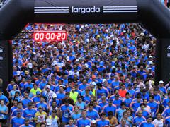 Rosario celebró la edición 14 º adidas Media Maratón