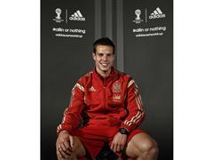 César Azpilicueta- adidas en la Copa Mundial de la FIFA Brasil 2014™