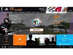 adidas lança competição para a Copa do Mundo da FIFA Brasil 2014™ em parceria com o Google